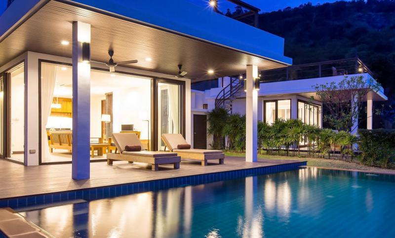 Maison thailande particulier vends maison en thailande for Combien coute une villa